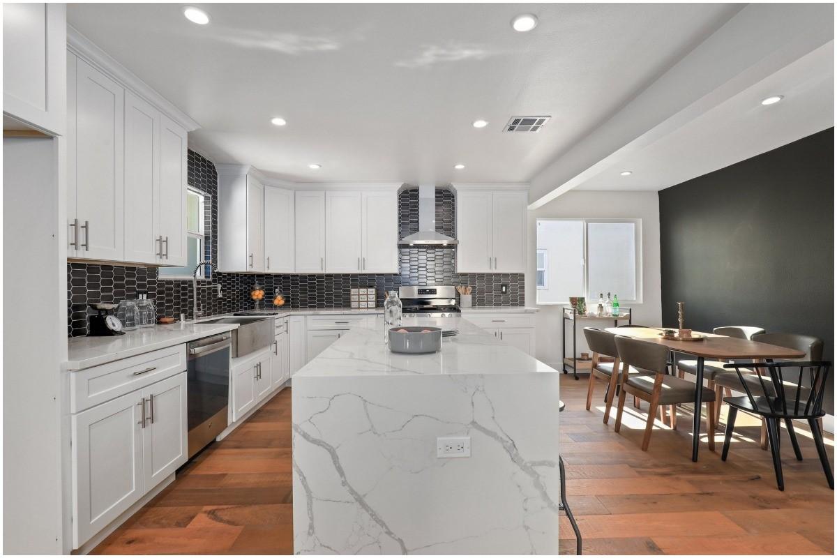 Kitchen Home Inspection in Slidell